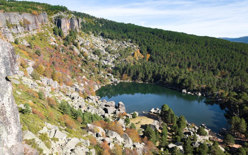 La Laguna Negra ha captado, en los últimos años, la atención de numerosas personas