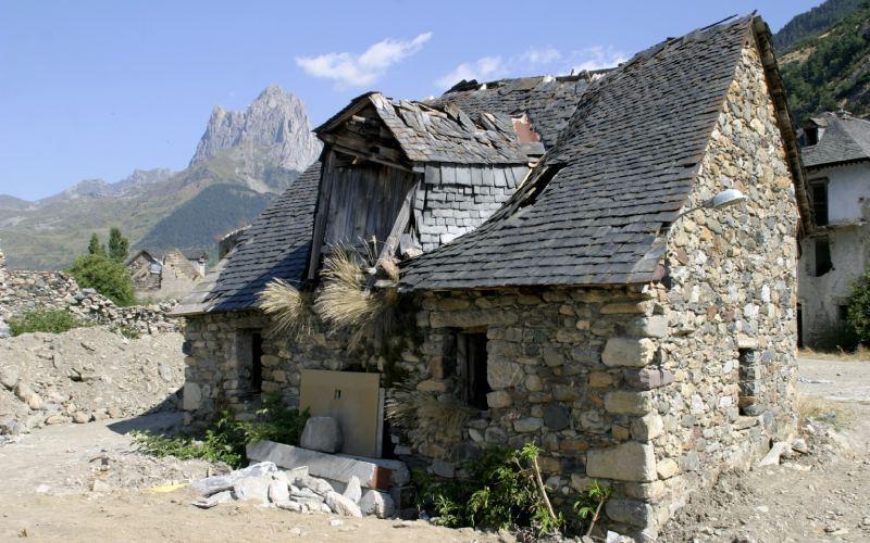 Casa antigua de Lanuza