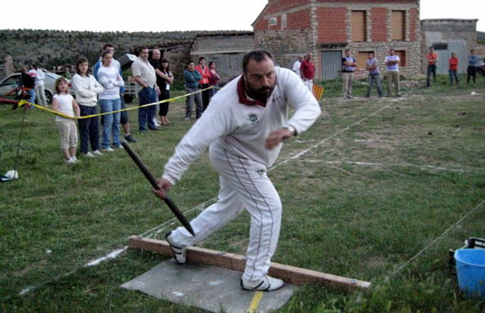 Juegos Tradicionales Asturianos