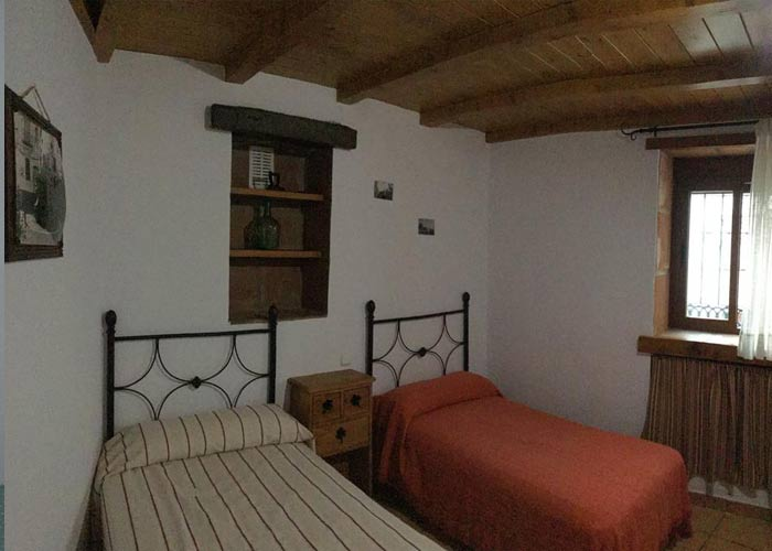 Dónde dormir en Casares