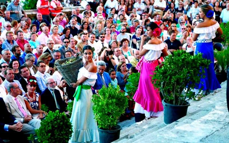 Fiesta de la Vendimia en Jerez de la Frontera Fiestas en Septiembre