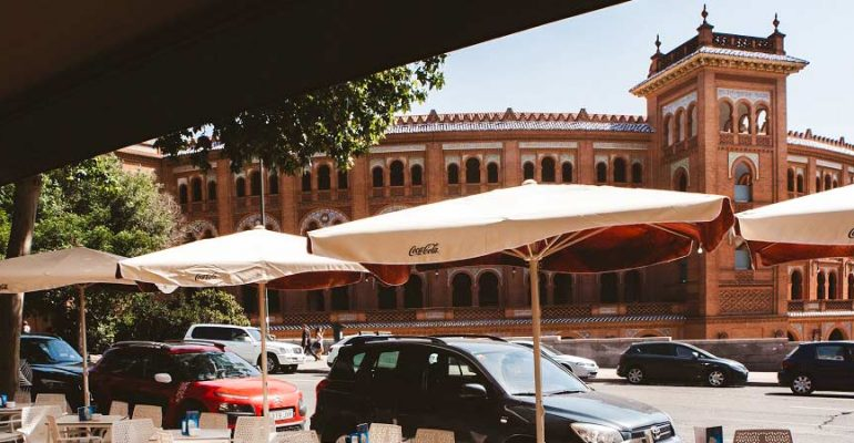 Gastronomic Places Around Las Ventas