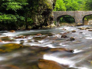 Ríos de Euskadi navegables en piragua