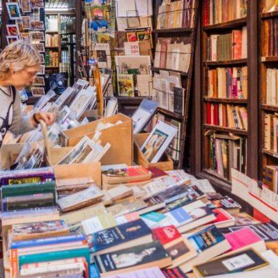 Nueve de las librerías más míticas de Madrid