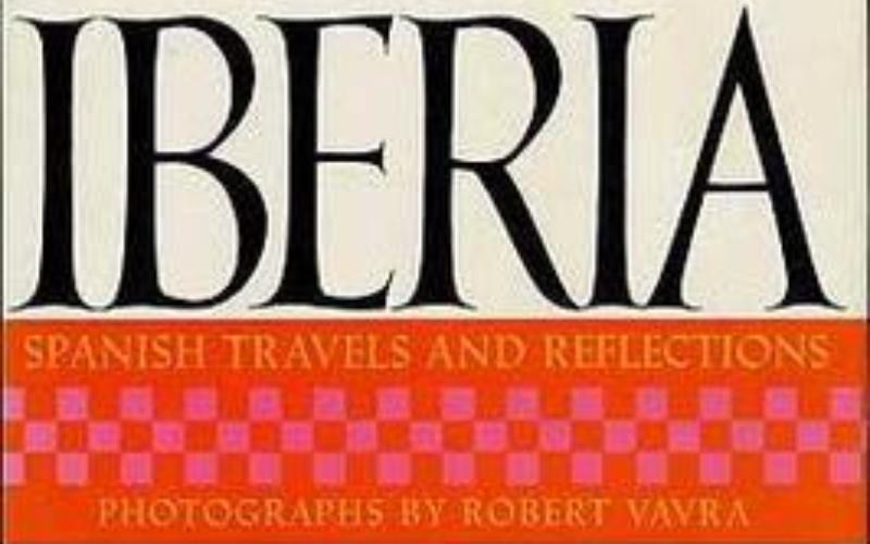 Portada del libro Iberia de James A. Michener