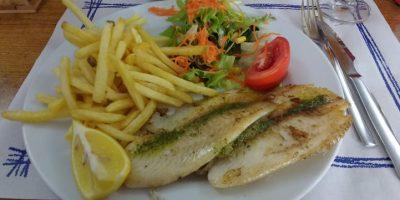 comer alaior bar tapas pescado