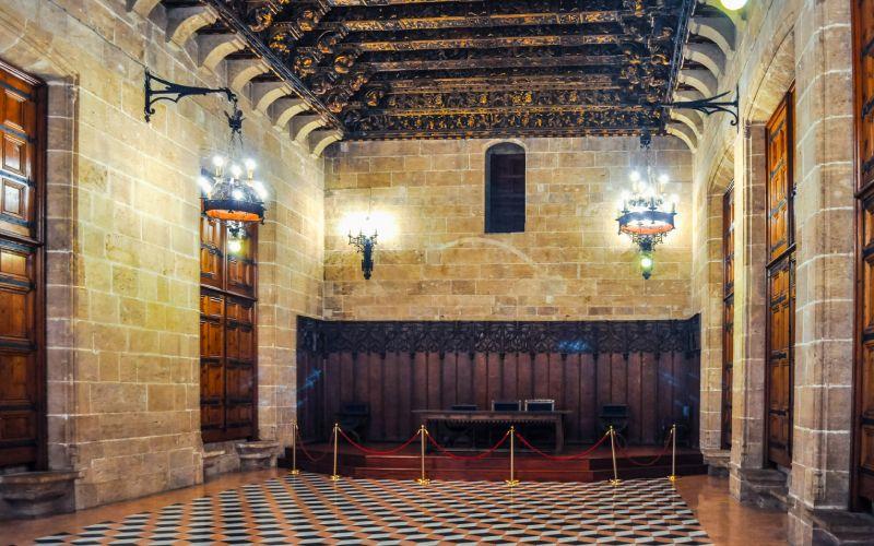 Consulat del Marde la Lonja de la Seda de Valencia