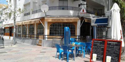 comer pescaito frito chipiona bar madriles