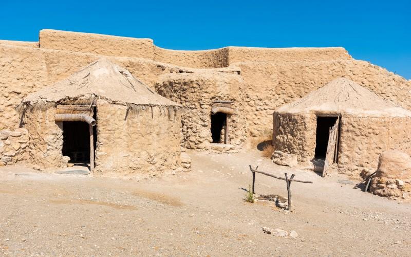 Los Millares, en Andalucía