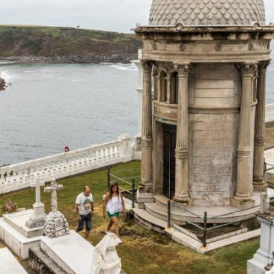 Peculiares cementerios de Asturias que sí apetece visitar