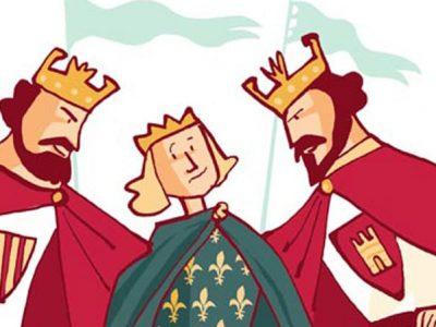 La peregrinación de Luis VII de Francia