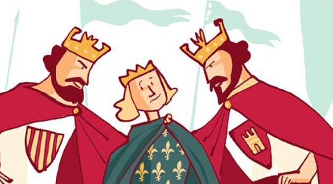 Le pèlerinage de Louis VII de France