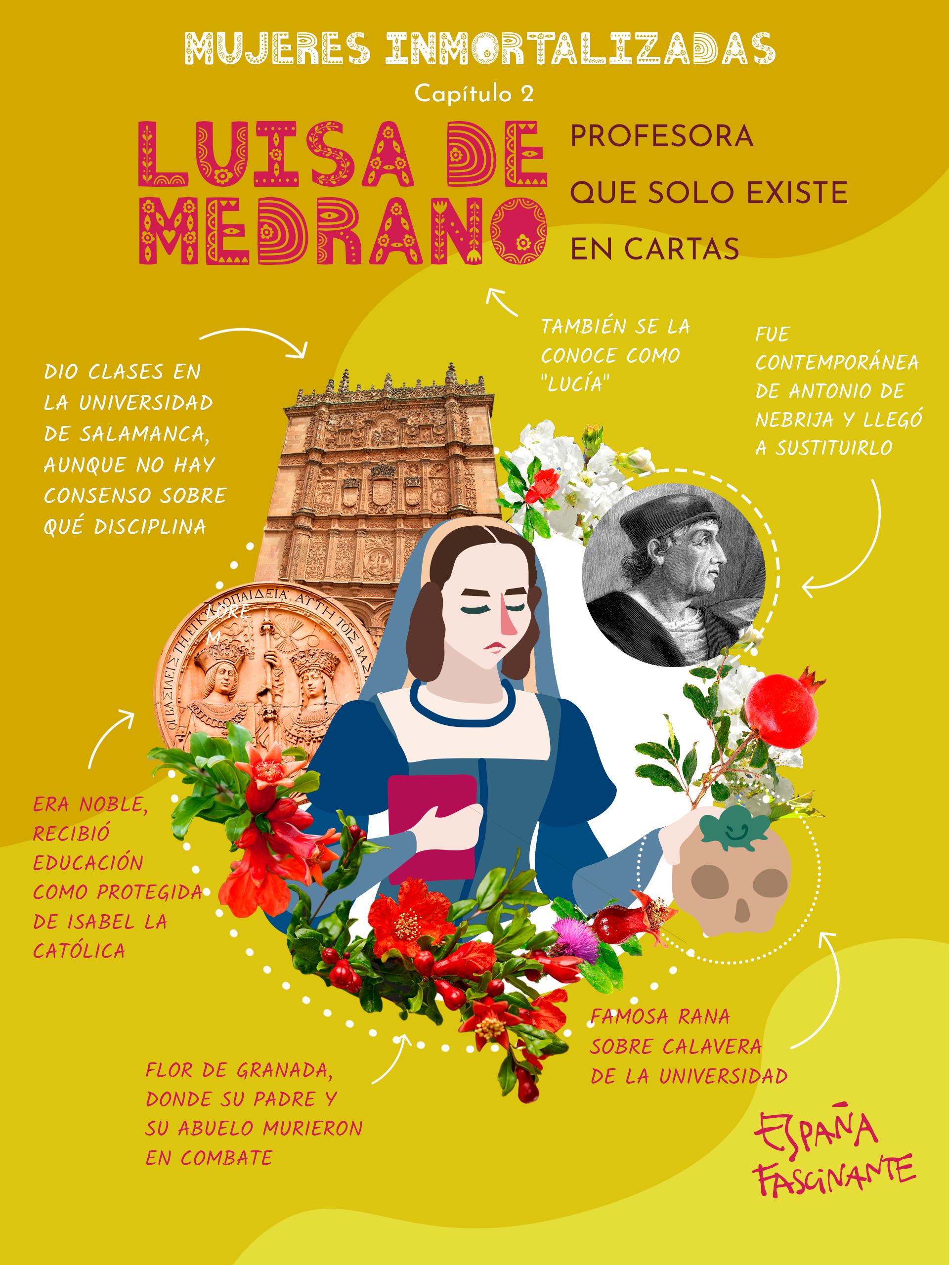 Luisa de Medrano