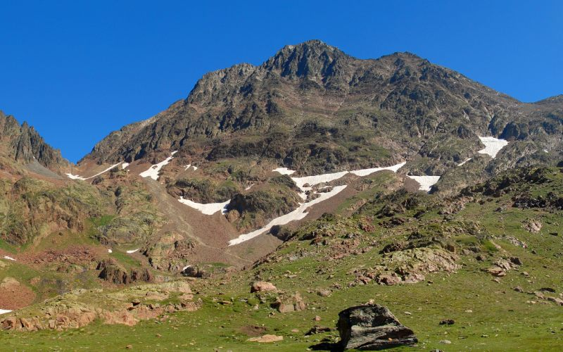 Macizo d'Estats Pirineos