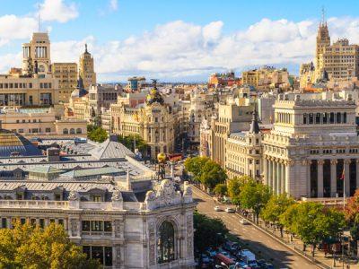 Un paseo por el Madrid antiguo