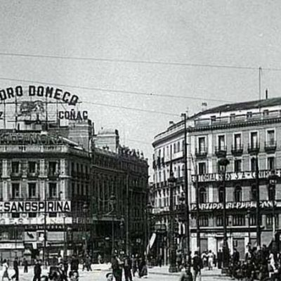 A Walk through the Madrid of the Past