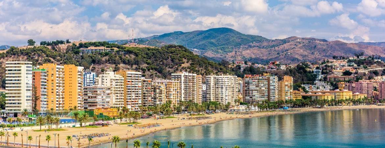 Málaga playa