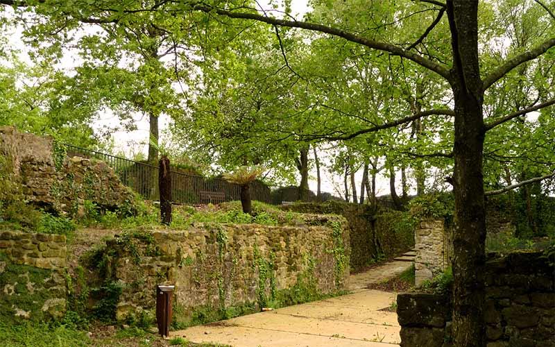 Parque de Ametzagaina Lugares secretos de Guipuzkoa