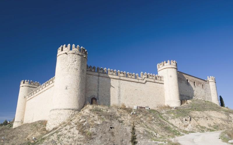Castillo de la Vela, Maqueda