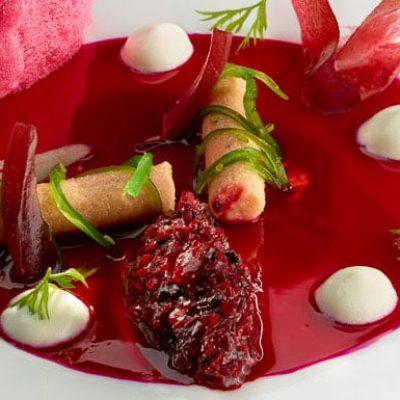 Cocineros vascos con estrella Michelin