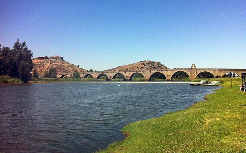 bañarse en Extremadura