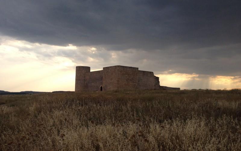 El castillo de Medinaceli fue uno de los más importantes de la Edad Media