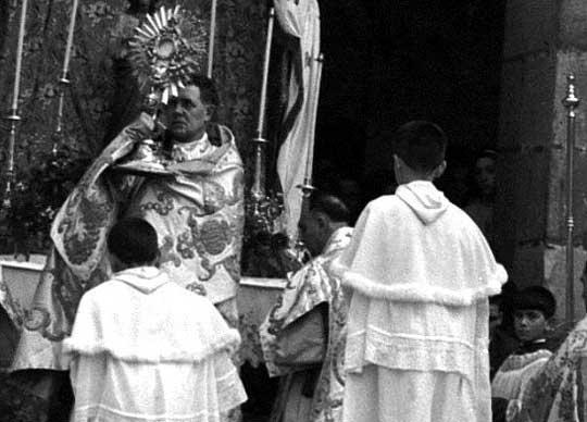 corpus christi fiestas guipuzcoa