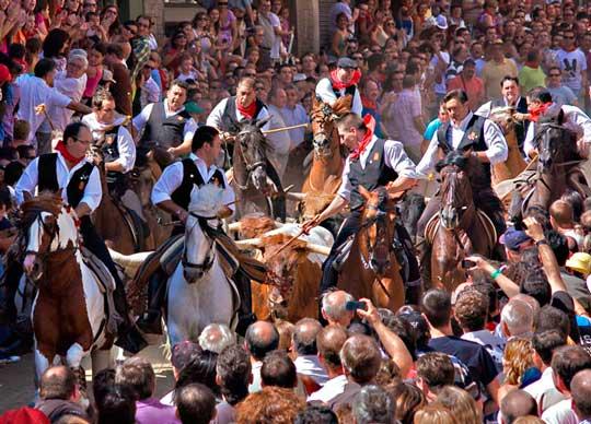 fiestas seis toros valencia
