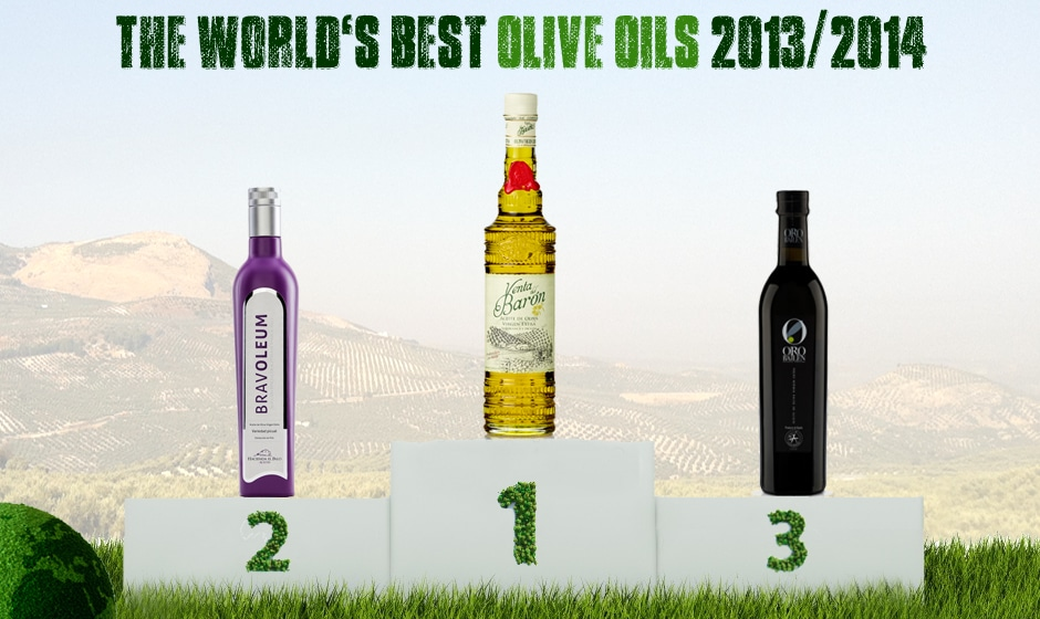 Los mejores aceites de oliva del mundo son espa oles - Mejores arquitectos espanoles ...