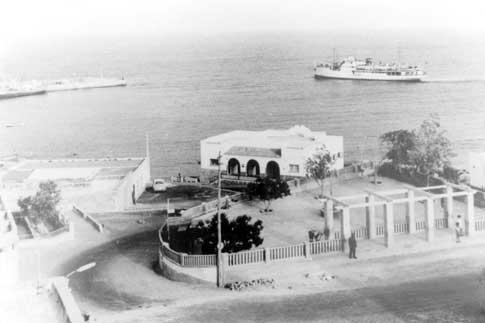 foto antigua puerto rosario