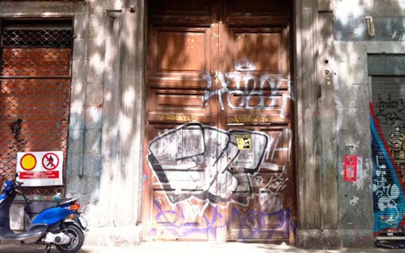 Escenarios madrileños: ' El Ministerio del Tiempo'