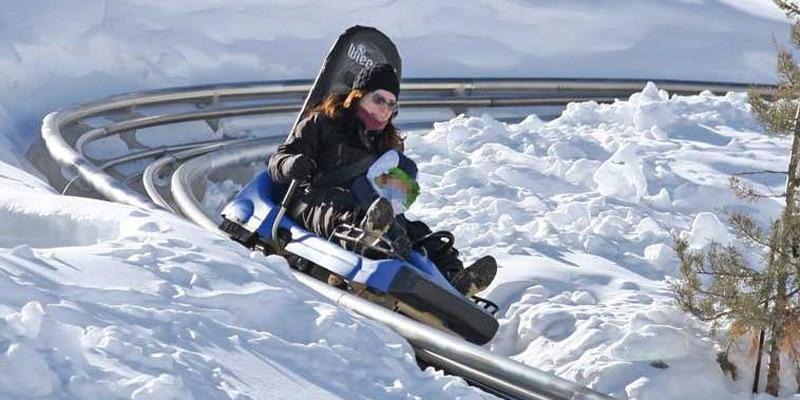 Sierra Nevada no es sólo esquí