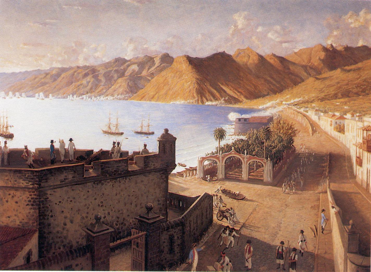 Imagen fortificacion tinerfena