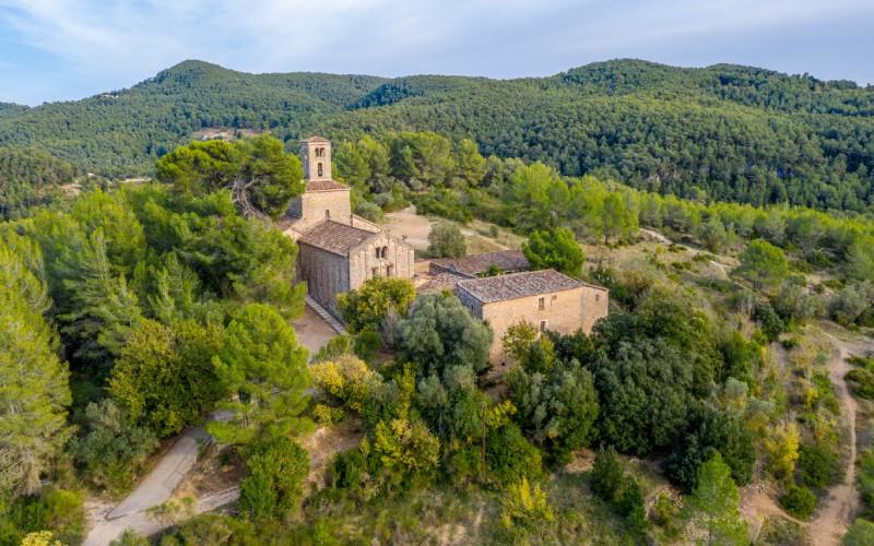 Monasterio de Sant Ponç de Corbera