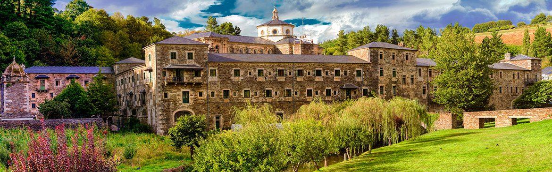 monasterio samos espana fascinante