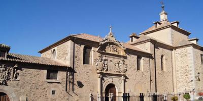 Convento de las Carmelitas de Alba de Tormes