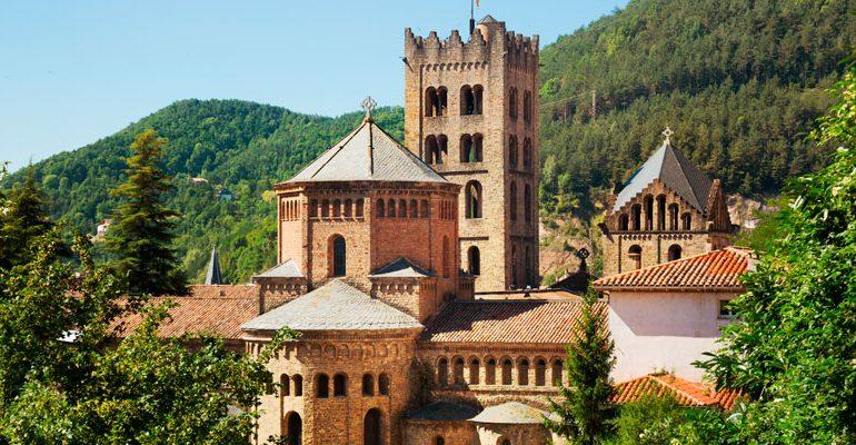 El Monasterio de Ripoll, una joya románica
