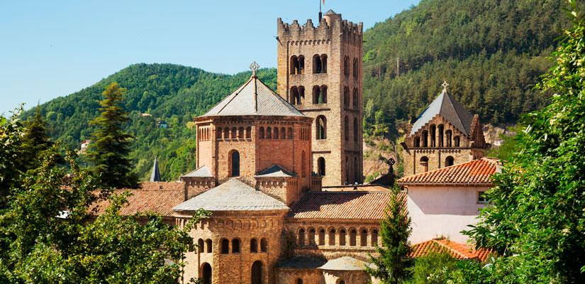 Joya romanico monasterio ripoll gerona