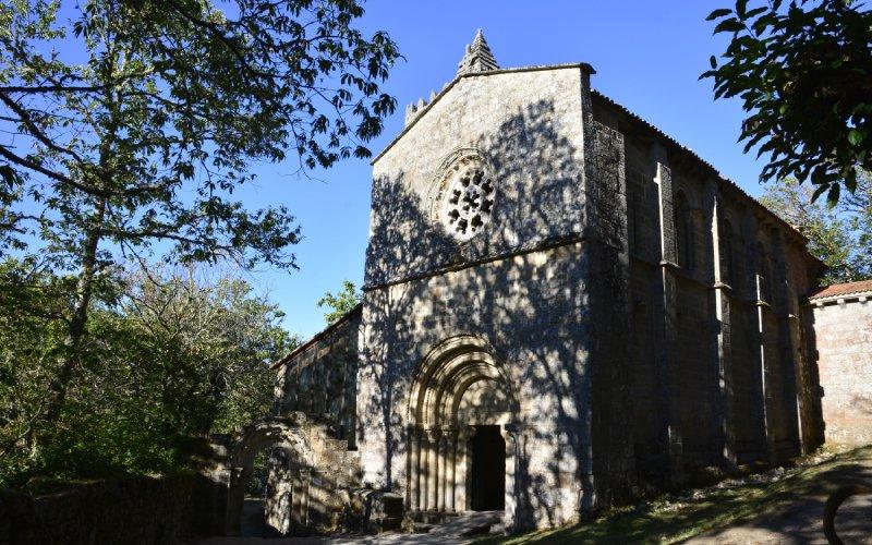 Así es el Monasterio de Santa Cristina