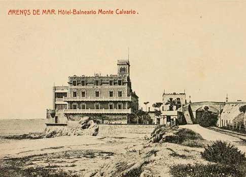 balneario mont calvari foto antigua