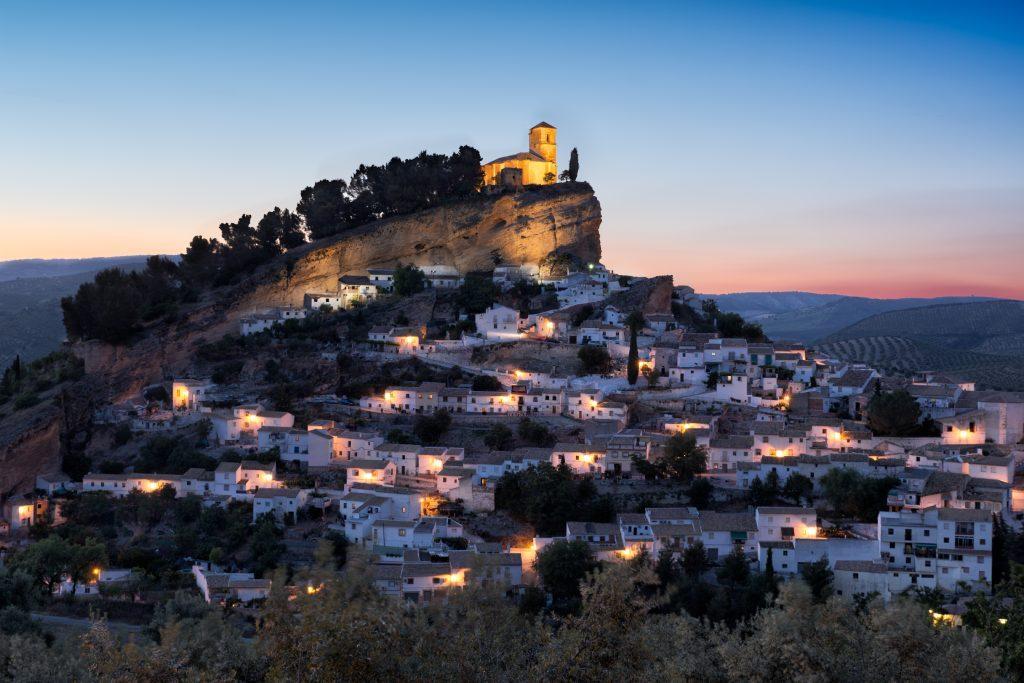 Montefrío pueblos medievales más bonitos de España