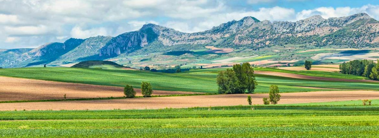 Montes Obarenes San Zadornil