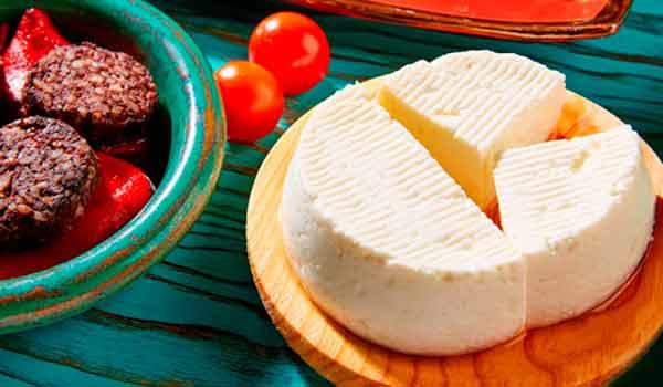 queso y morcilla burgos