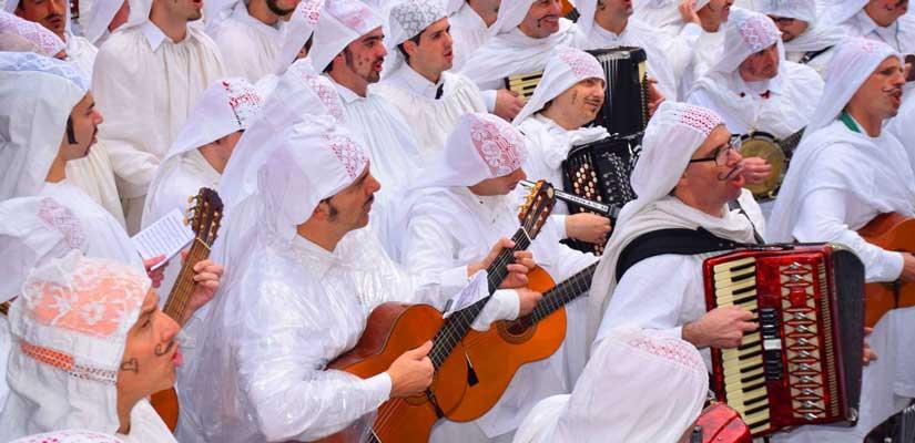 mundaka tradicional carnaval