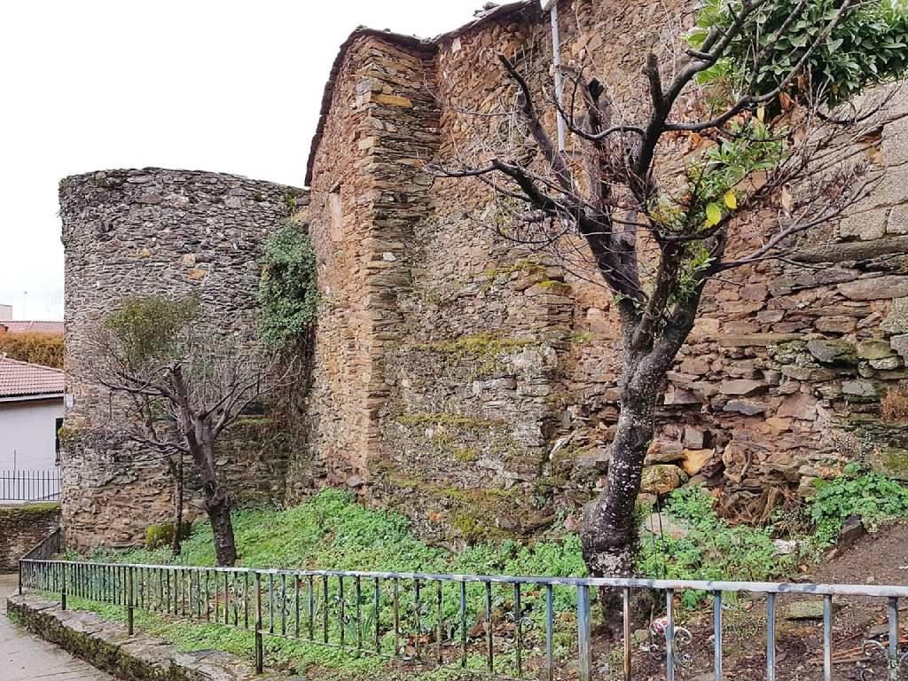 Murallas templarias de Alcañices