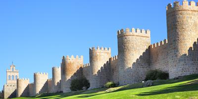 Muralla medieval de Ávila