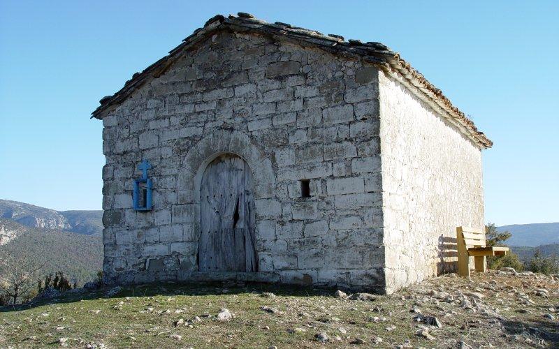Ermita San Marcos muralla china de Finestras