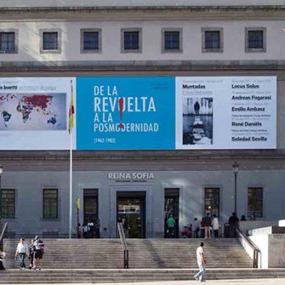 Un recorrido por el Museo Reina Sofía