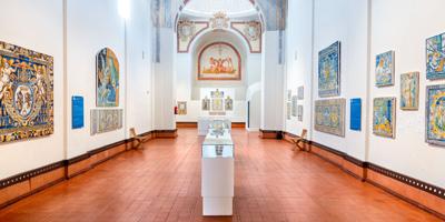 Museo de la Cerámica en Talavera de la Reina