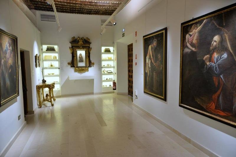 Museo del hospital de Antezana en Alcalá de Henares
